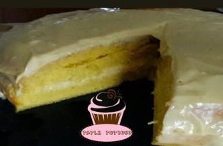 Limon Kremalı Pasta Nasıl Yapılır