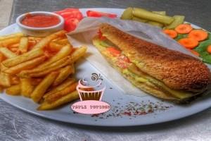 Chicago Tavuk Sandviç Nasıl Yapılır