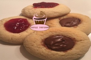 Çikolata ve Reçelli Kurabiye Nasıl Yapılır
