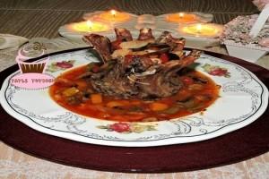 Kuzu Pirzola ( Kral Tacı ) Nasıl Yapılır