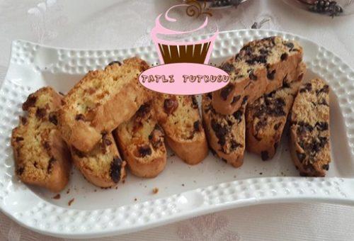 Biscotti Kurabiye Nasıl Yapılır