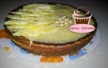 Ananaslı Cheesecake Nasıl Yapılır