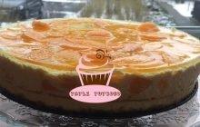 Şeftali ve Mandalinalı Cheesecake Nasıl Yapılır