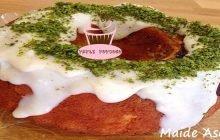 Kremalı İncirli Kek Nasıl Yapılır