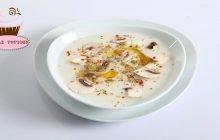 Kremali Mantar Çorbası Nasıl Yapılır