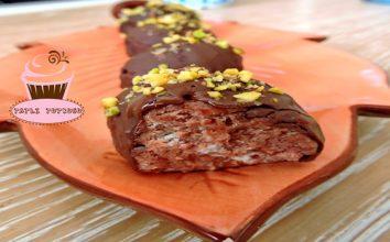 Çikolatalı Çilek Topları Nasıl Yapılır