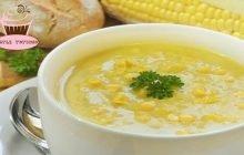 Kremali Misirli Tavuk Çorbası Nasıl Yapılır